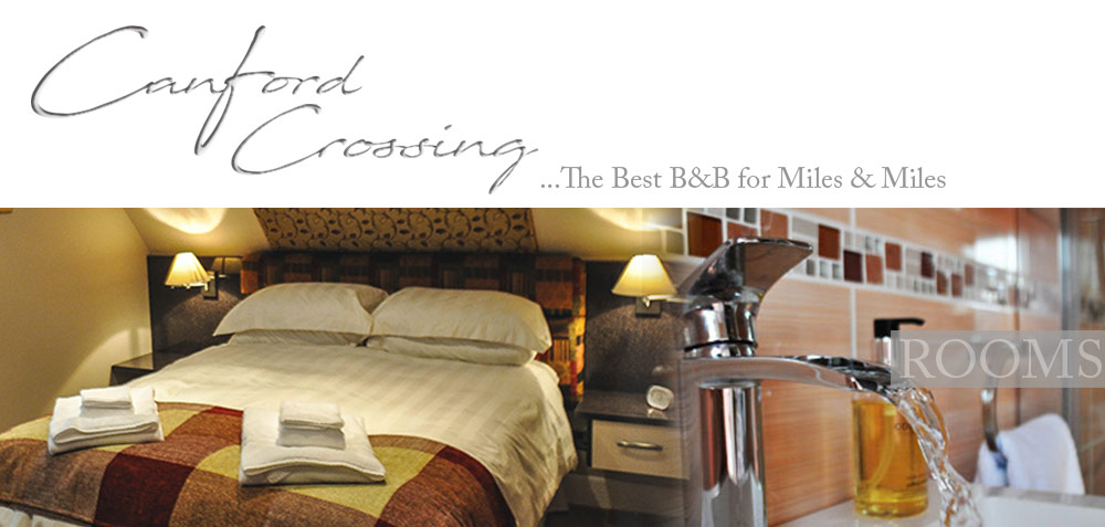 Canford Crossing B&B - ROOMS